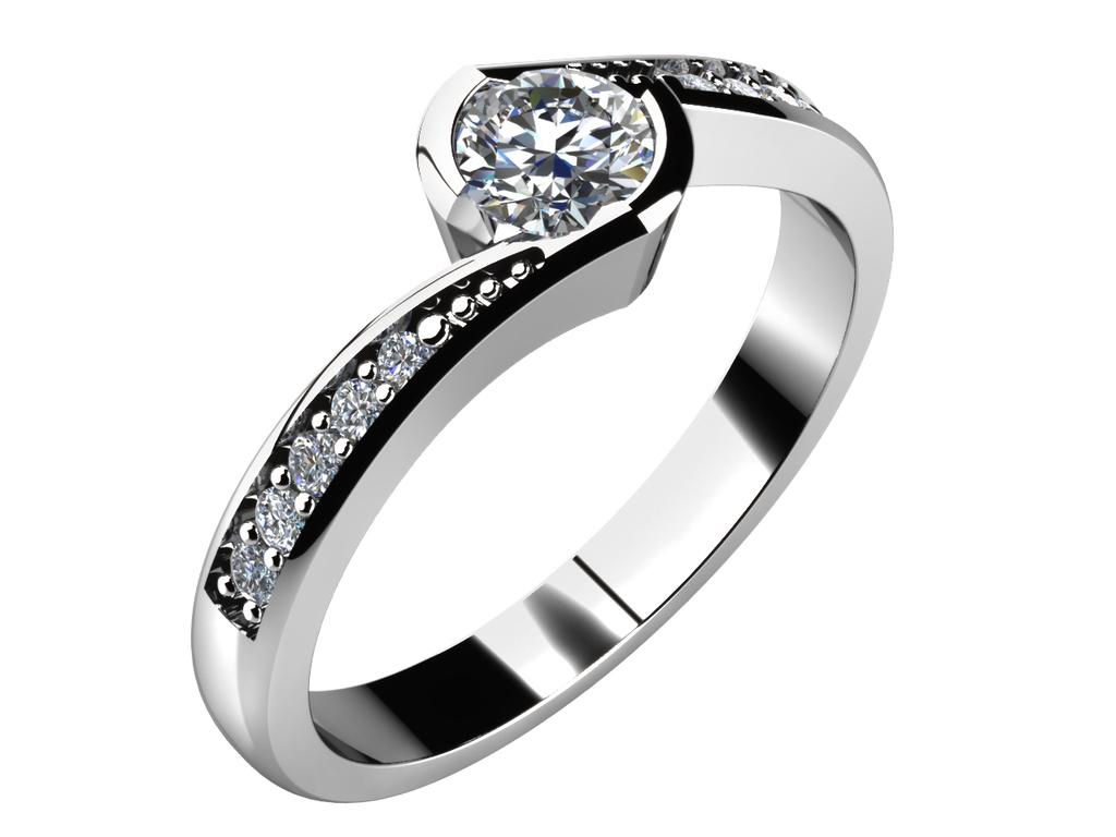 Zasnubni Prsten Na Malicku Aneb Kdyz Se Zeny Zasnoubi Samy Se Sebou