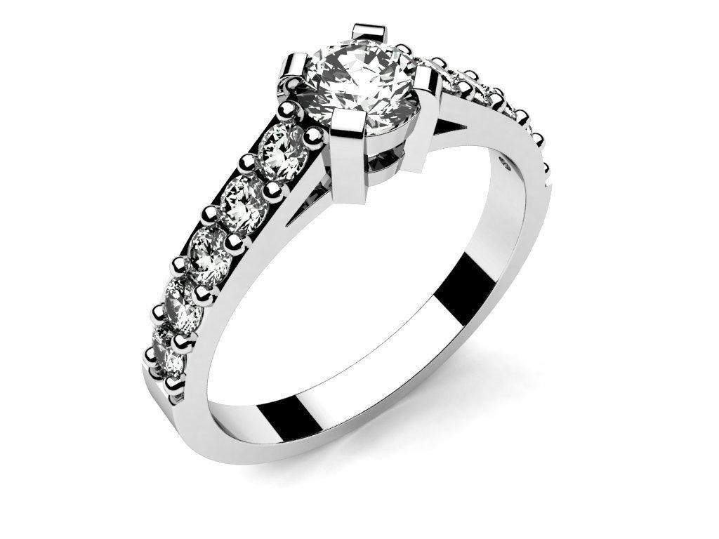 Vybirame Zasnubni Prsten S Diamantem Rydl